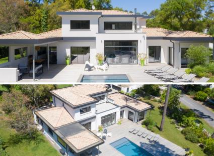 belle villa californienne