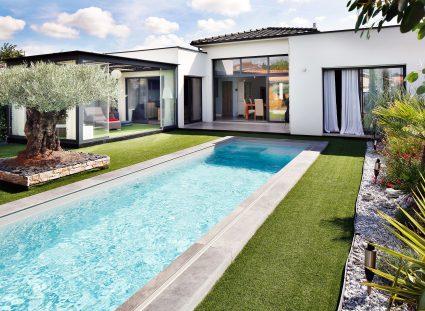 belle maison igc avec piscine