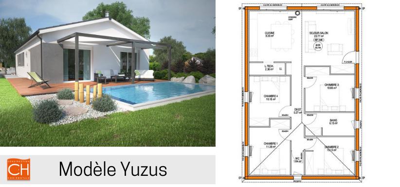 modèle de maison yuzus