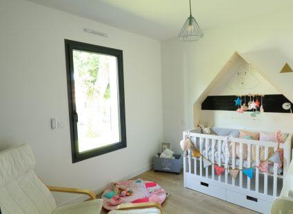 chambre enfant esprit cabane