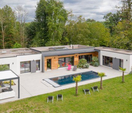 maison toit terrasse
