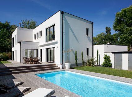 construire une maison cubique IGC