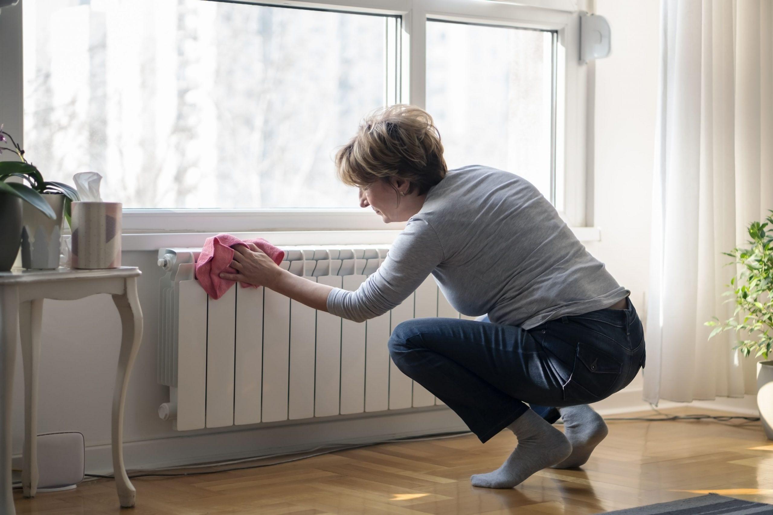 bien nettoyer le chauffage