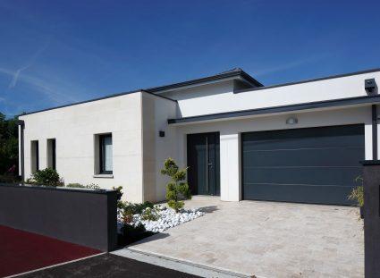 maison contemporaine 150 m²