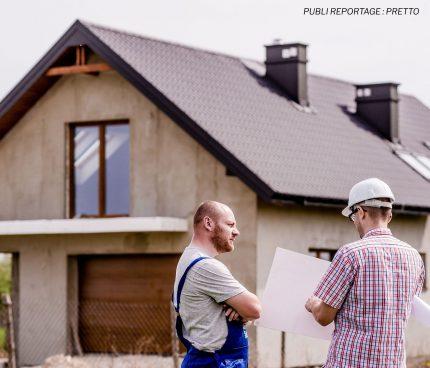 construire sa maison avec prêt immobilier