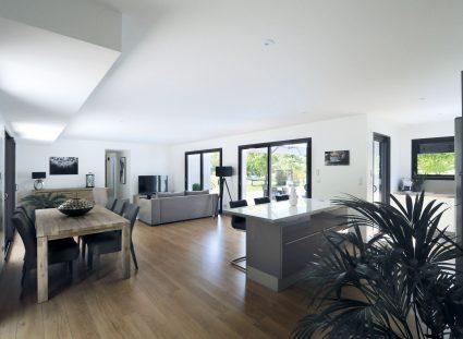 salon séjour de 45 m²