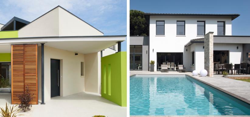 personnaliser la facade de votre maison