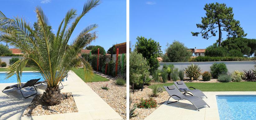 visualiser le jardin de votre maison