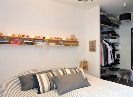chambre parentale de 16 m²