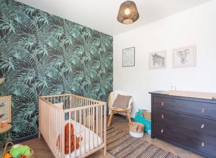 chambre pour bébé 10 m²