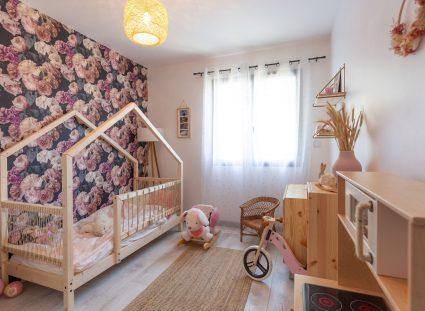 chambre pour petite fille 10 m²