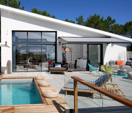 mobilier pour terrasses