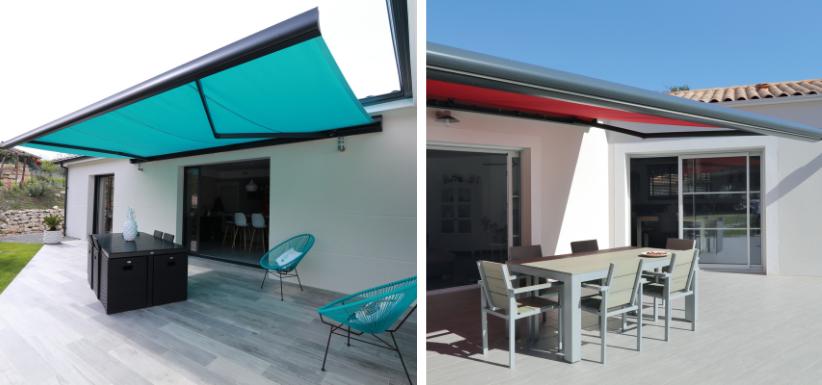 maisons igc avec des belles terrasses