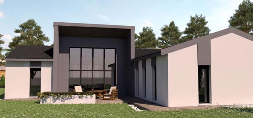 maison moderne de 147 m2