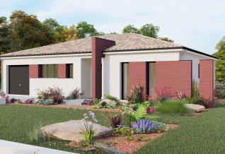 maison plain pied 150 m²