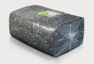 isolant textile en couverture